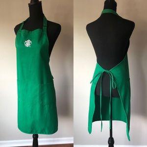 Genuine Starbucks Apron (Green)